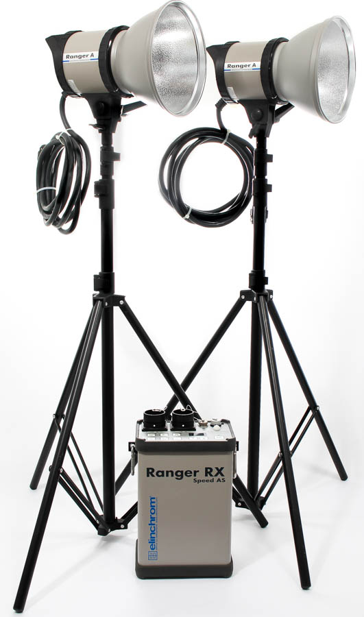 Elinchrom Ranger RX Speed AS - salamasetti