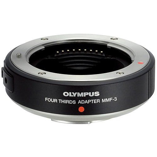 OLYMPUS MMF-3 Four Thirds-adapteri