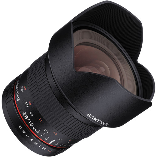 SAMYANG 10mm f/2.8 ED AS NCS Canon