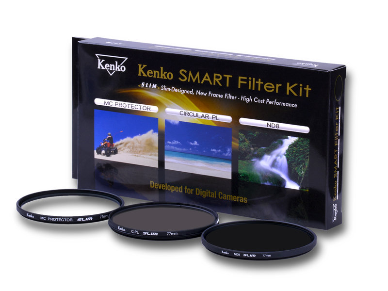 KENKO SMART FILTER KIT 77mm