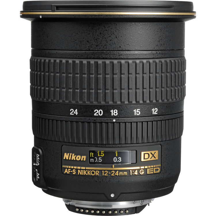 NIKKOR AF-S DX 12-24mm f/4G IF-ED