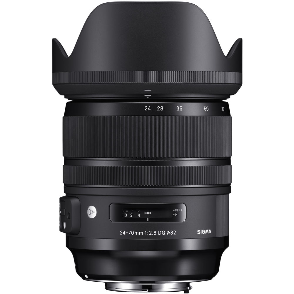 SIGMA 24-70mm f/2.8 A DG OS HSM Canon