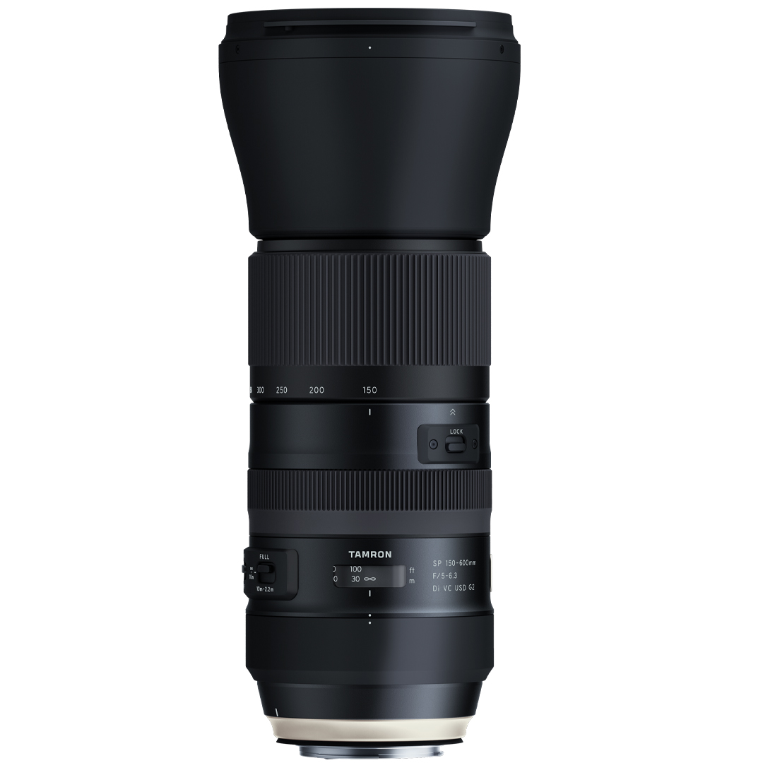 TAMRON SP 150-600mm f/5-6.3 Di VC USD G2 Canon