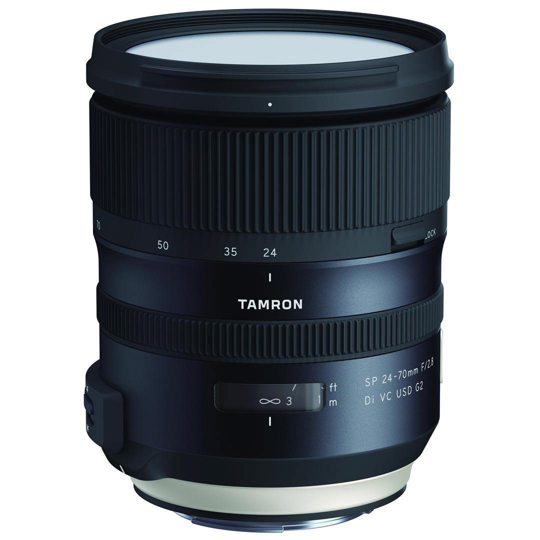 TAMRON SP 24-70mm f/2.8 Di VC USD G2 Nikon