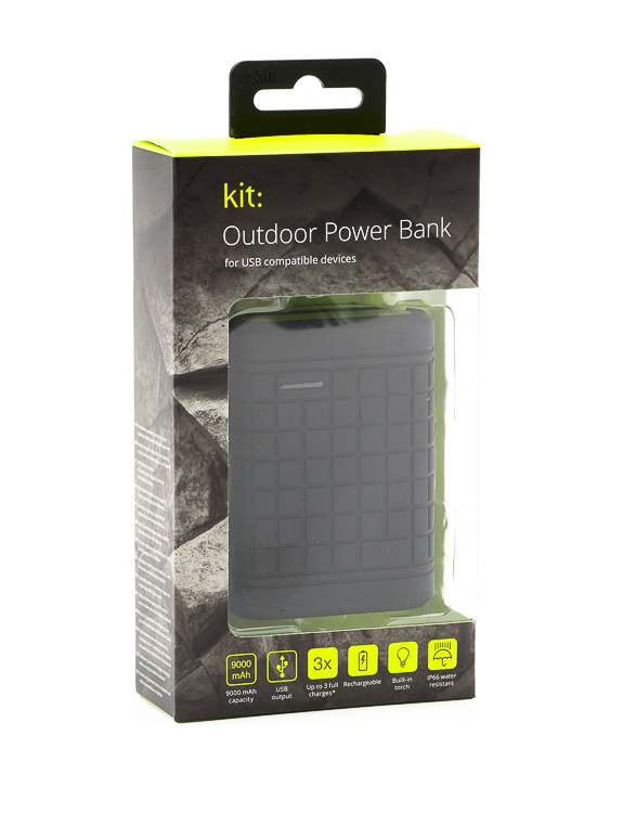 Kit: Outdoor Power Bank