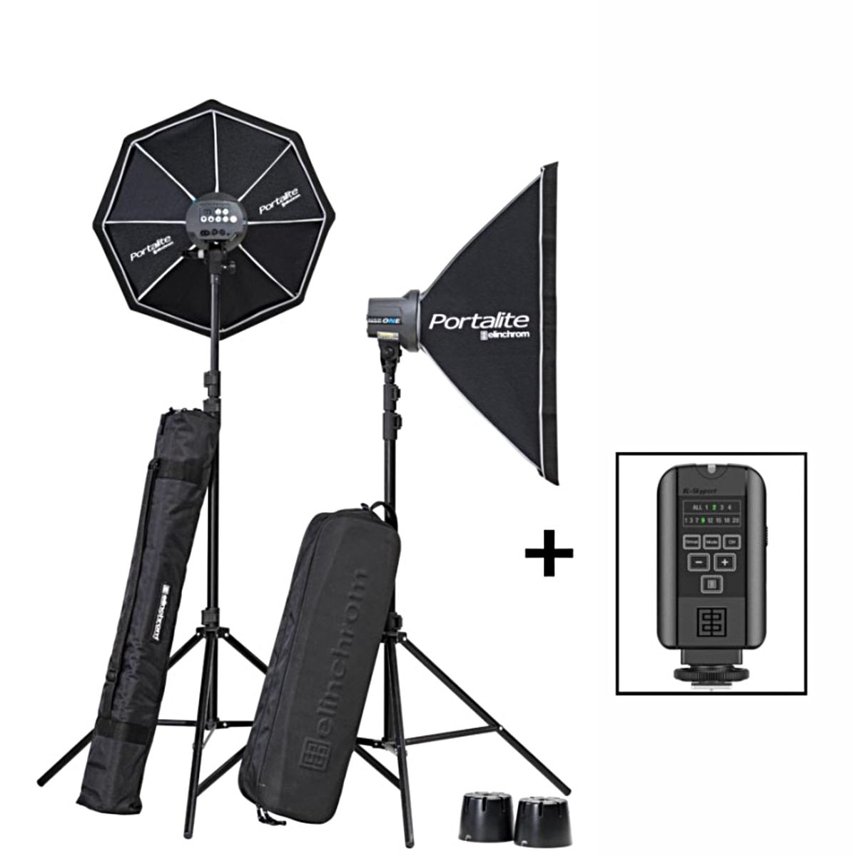 Elinchrom D-LITE ONE RX Set SoftBox