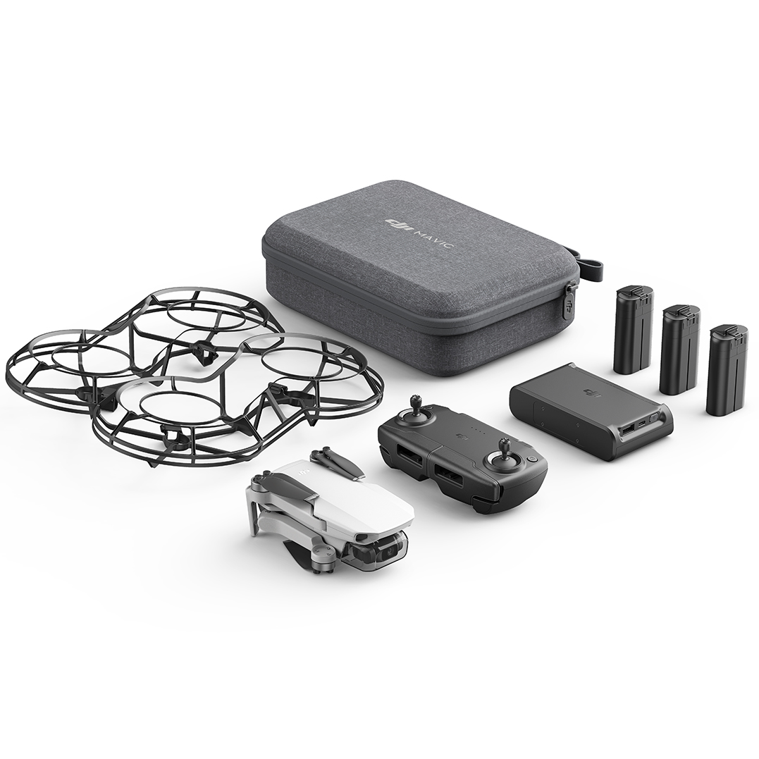 DJI Mavic Mini + Fly More Combo Kit