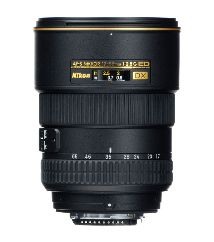 NIKKOR AF-S DX 17-55mm f/2.8G ED-IF
