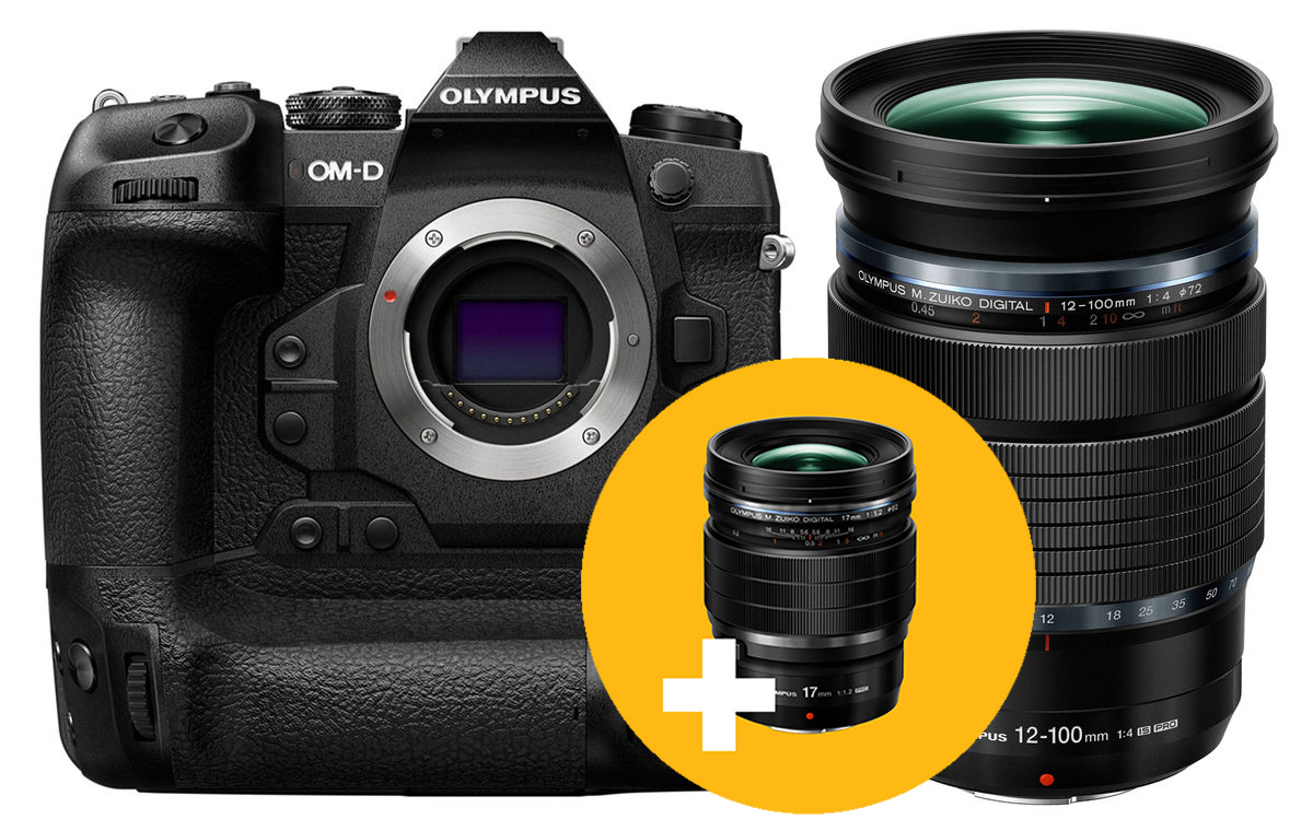 Olympus OM-D E-M1 X Kit 12-100mm f/4 IS PRO