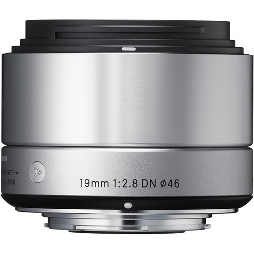 Sigma 19mm F/2.8 ART Silver