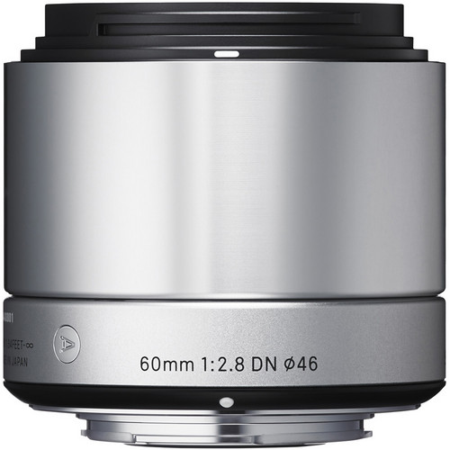 Sigma 60mm F/2.8 DN ART Silver