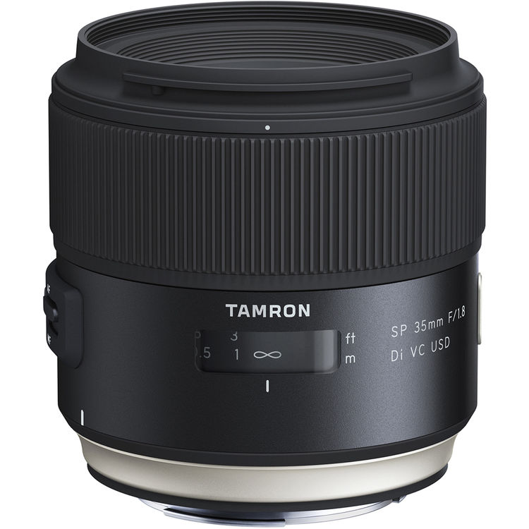TAMRON SP 35mm f/1,8 DI VC USD Canon