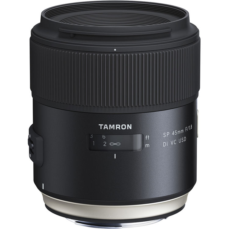 TAMRON SP 45mm f/1,8 DI VC USD Canon