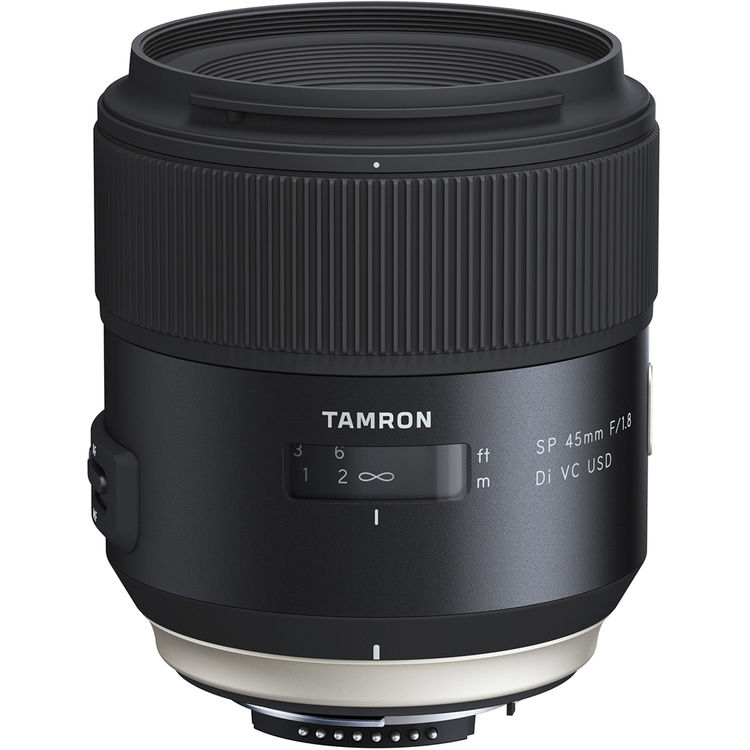 TAMRON SP 45mm f/1,8 DI VC USD Nikon