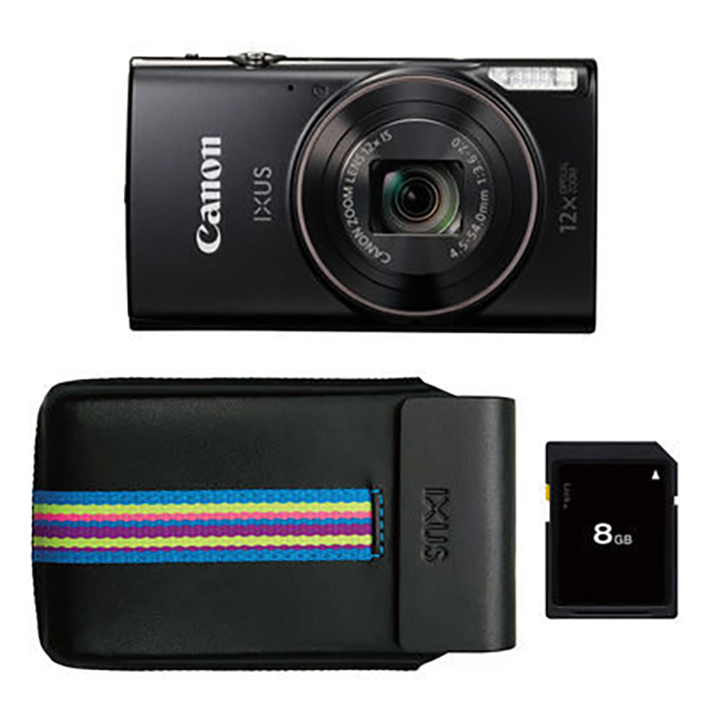 CANON IXUS 285 HS Essentials Kit