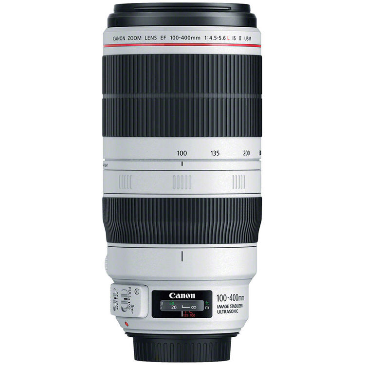 CANON EF 100–400mm f/4.5–5.6L IS II USM