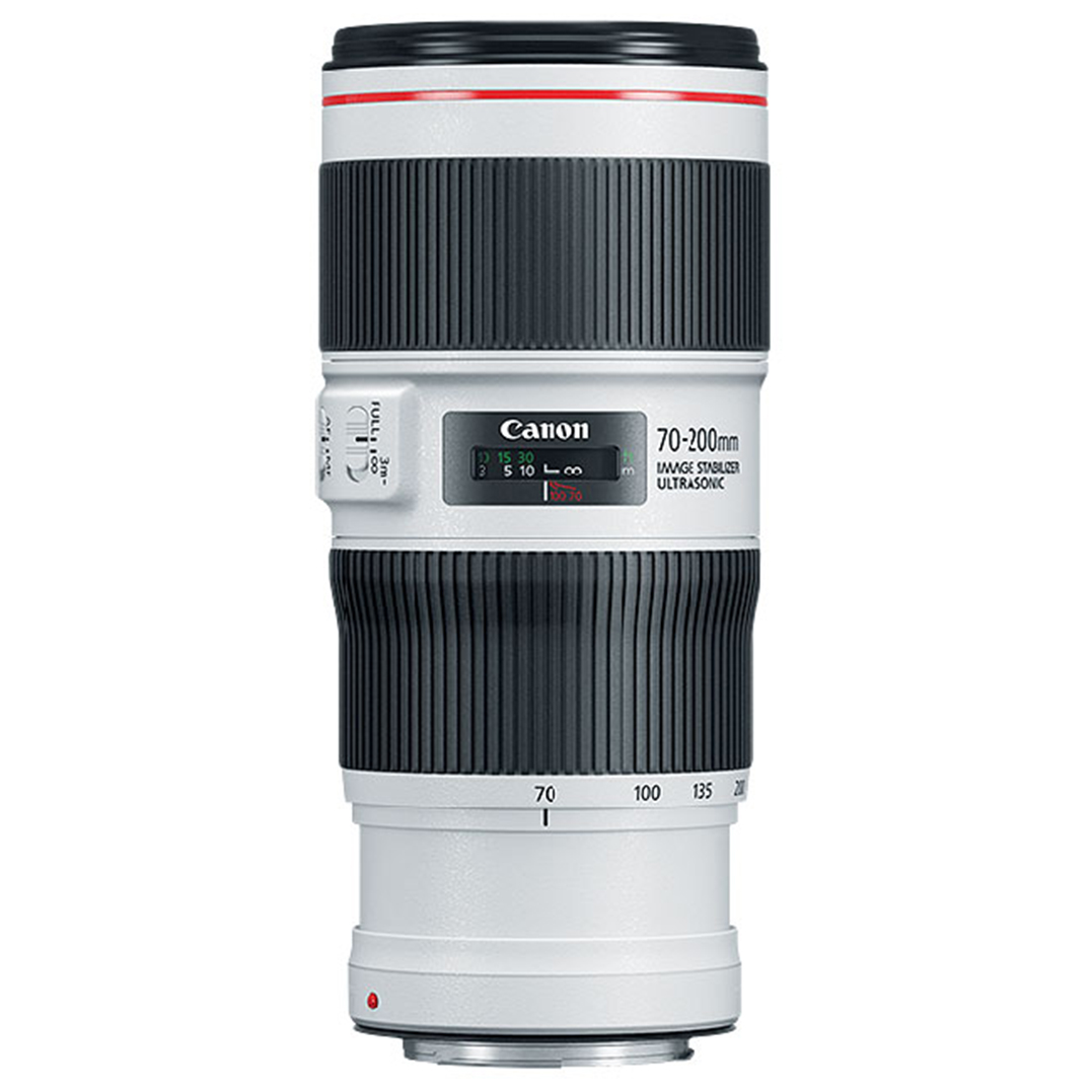 CANON EF 70-200mm f/4 L II IS USM