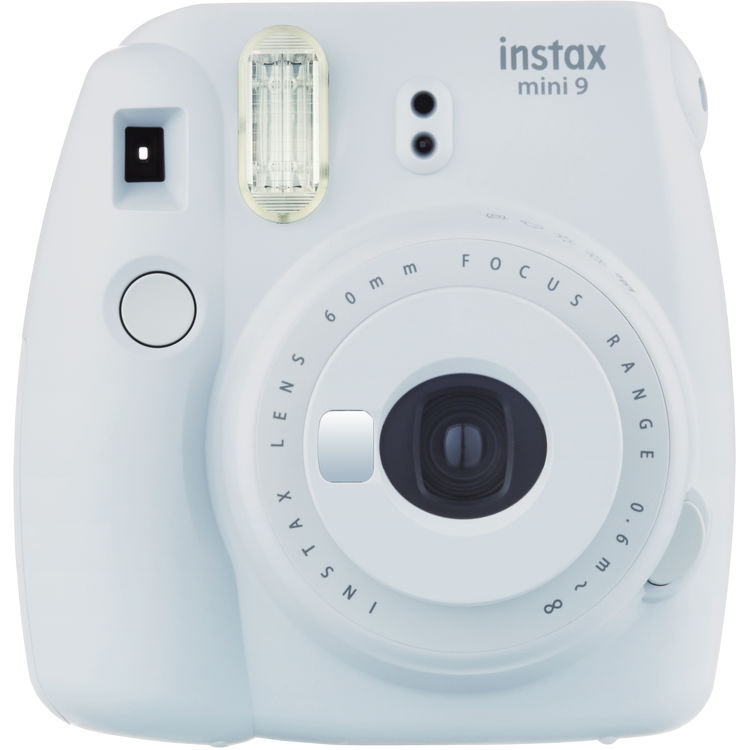 FUJIFILM Instax Mini 9 (Smokey White)-1