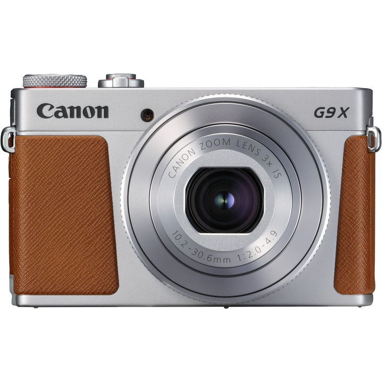 CANON PowerShot G9X Mark II (Hopea)