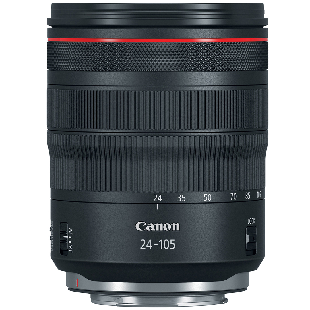 CANON RF 24-105mm f/4.0 L IS  USM
