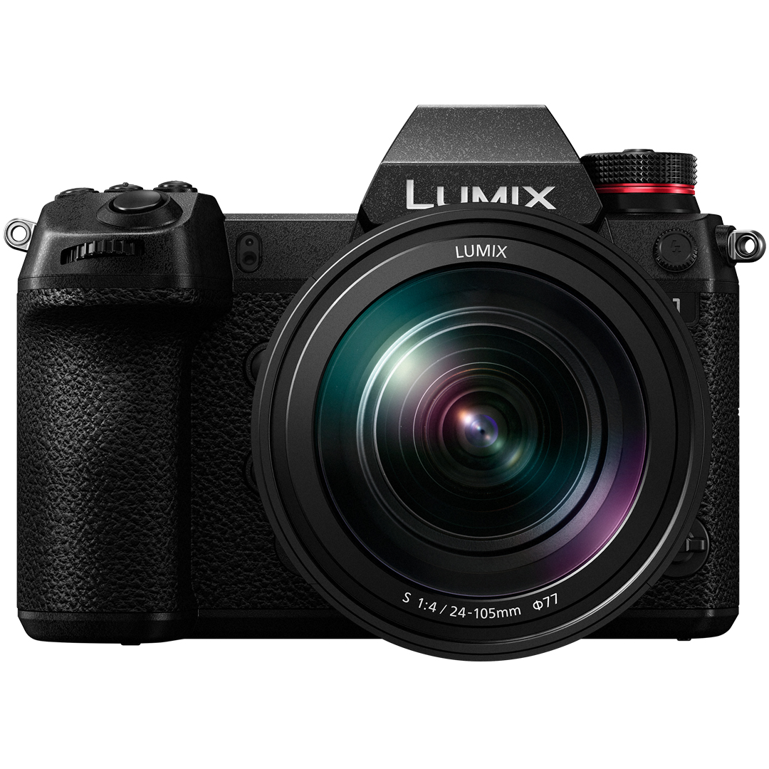 PANASONIC Lumix S1 + Panasonic S 24-105mm f/4 Macro O.I.S.-1