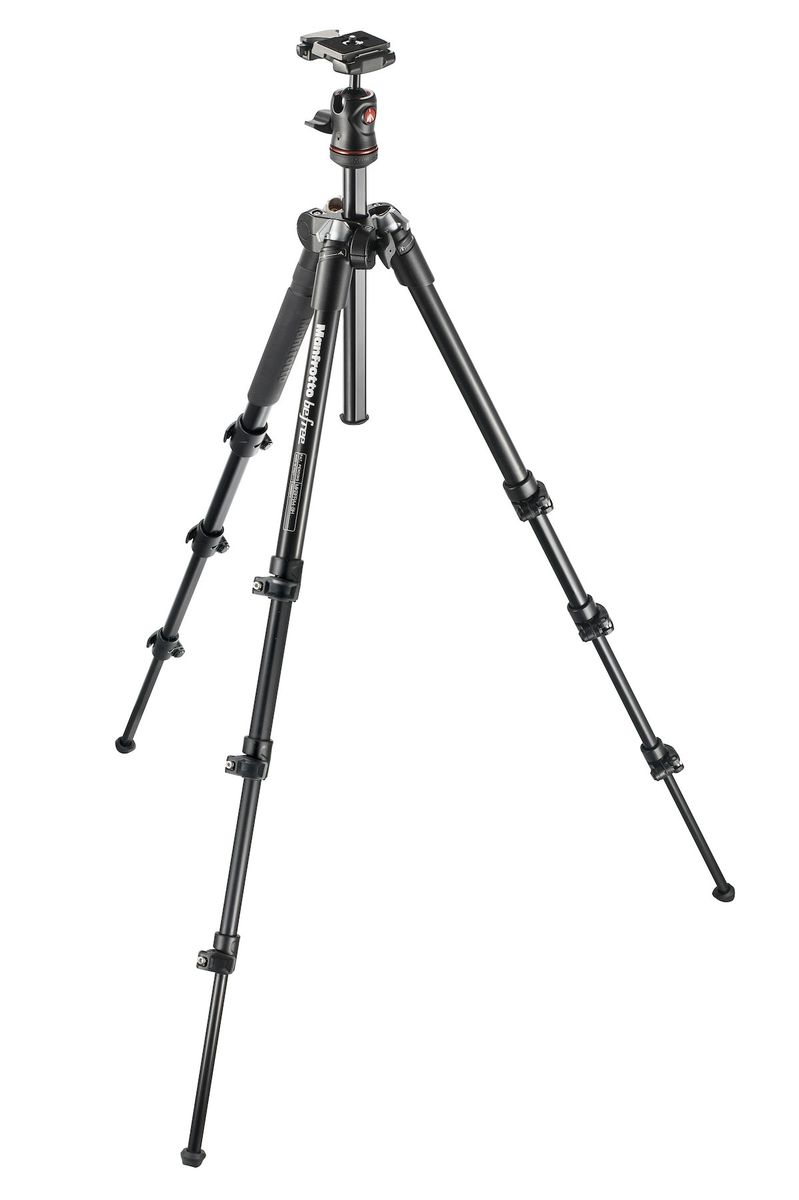 Manfrotto MKBFRA4- Befree -Jalusta (Black)